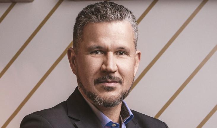 Na imagem, Sandro Rodrigues, presidente do Grupo Hinode.