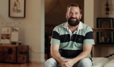 Na imagem, Wedge Martin, empreendedor do Vale do Silício.