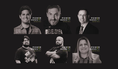 Convidados do Power House 17: Ozires Silva, Alexandre Costa, carlos Wizard, Carla Sarni, Jovem Nerd, e muito mais.