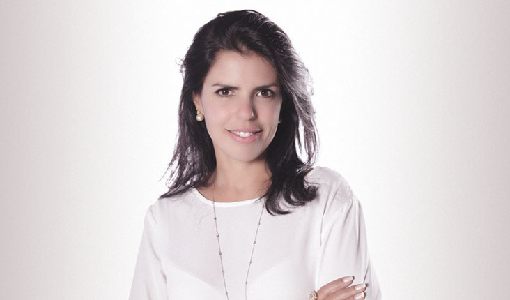 Aline Ferreria, vice-presidente Comercial e Financeira do Grupo Aço Cearense, é a sucessora do pai Vilmar Ferreira